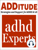10- 'You're Not Lazy, Stupid, or Crazy!' Managing Stress and Negative Self-Talk for ADHD Adults