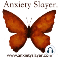 Looking beyond the discomfort of anxiety: #412: Today we're talking about looking beyond the discomfort of anxiety and listening in to its message.  Due to our discomfort with anxiety, we usually try and push it away and distract ourselves. We don't want to feel it and we don't want to hear it....