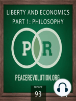 Peace Revolution episode 001