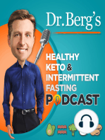 One on One with Dr. Berg About KETO DIET - MUST HEAR!