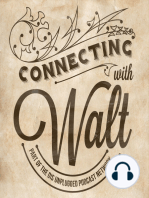 #009 - Connecting with Walt - Designing a Whole New World