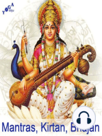 Satyadevi and Harishakti sing and perform the mantra Om Tare Tutare Soha