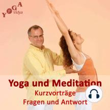 Meditieren - Beine schlafen ein ?