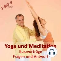 Meditieren - bei Erkältung