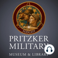"""James McGrath Morris - The Ambulance Drivers: Author James McGrath visits the Pritzker Military Museum & Library to discuss his book """"The Ambulance Drivers: Hemingway, Dos Passos, and a Friendship Made and Lost in War."""""""