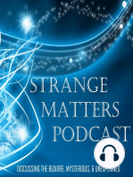 Creepy & Paranormal Listener Stories