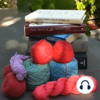 Episode 158: Again, I Didn't Want to Put It Down: Recorded on Wednesday, May 2, 2018 Book Talk begins at 37:20 OurNever-Have-I-Ever Sock-alongis almost over. It will continue until May 15, 2018. the fun. Be sure to post your finished sockshere.   Get ready...