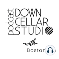 Episode 163- Making a Splash:  Thank you for tuning in to Episode 163 of the Down Cellar Studio Podcast. For full show notes, click here for links AND photo.  This week's segments included:    Off the Needles On the Needles Brainstorming From the Armchair...