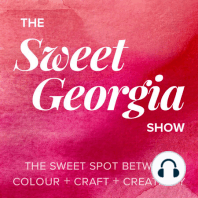 056: What I Did This Summer by Felicia Lo: In this episode, Felicia gives a little preview into the upcoming episodes of Season 3 of this podcast and reviews her summer spent building the School of SweetGeorgia, an online video-based fibre arts school for colour-obsessed crafters. Hear about...