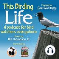 Episode 84: A Birder's Guide to Murder, with JR Ripley: A Podcast for Bird Watchers Everywhere!