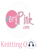 Podcast Episode #58 - The Unexpected Effects of Knitting