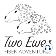 Ep 55: The Great Poncho Adventure: New projects this time for both Marsha and Kelly. Also lots of poncho talk and information about The Great Poncho Adventure.  The Ewes are making ponchos!  There are also two yarn giveaways announced this episode.