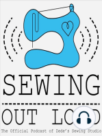 What to Clean in Your Sewing Room