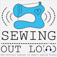 Sharing Your Sewing Space