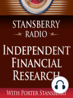 Ep 16 - Barry Ritholtz on Bailouts, Behavioral Finance and Ponzi Schemes.