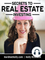 SREI 110 - How to FLIP Deals Part 4 of 4 by Holly McKhann