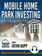 Ep #94 A Scientific Approach to Value-Add Mobile Home Park Investing - with Damian Bergamaschi