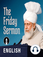 Attributes of True Ahmadis