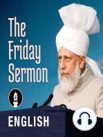 Sahibzada Mirza Ghulam Ahmad - True Servant of Allah