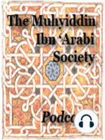 Jesus and Christic Sanctity in Ibn 'Arabi and Early Islamic Spirituality