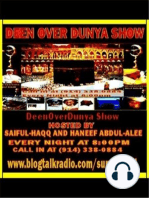 The Great Debate DeenOverDunya vs Ahmadiyya 8:00PM