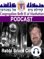 "9/17/2018 – Yom Kippur Evening – ""Cage Lifter, Chain Breaker"""