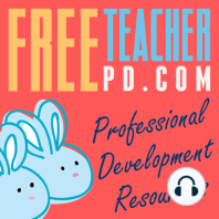 Episode 027: Designing and Implementing Formative Assessments, It's Easier than You Think (2): Welcome to a new episode of Free Teacher PD:  Part 2 of Designing and Implementing Formative Assessments: It's Easier than You Think, with Dr. Jayme Linton. You will remember Jayme from episodes 6 and 7 on Google Forms and episodes 11 and 12 on...