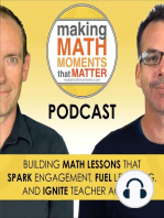 #12 How Do I Make Memorable Math Moments AND Cover The Curriculum?