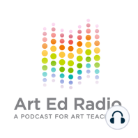Ep. 120- An Interview with Jen Stark: Contemporary artist Jen Stark is known for her vibrant and exciting use of color in paintings, sculpture, and animation. She will be the featured presenter at the Art Ed Now Summer Conference on August 2nd, and today she is on Art Ed Radio. Abby...