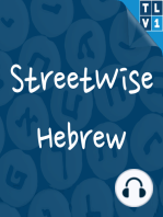 #119 Take your Hebrew down a notch