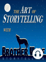 Interview #110 Rafe Martin - Zen and the Art of Spiritual Storytelling