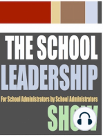 Health, Wellness, Energy, and Productivity for School Leaders