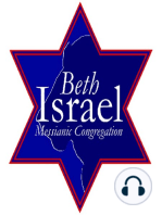Prophecy and Boundaries - Erev Shabbat - August 21, 2015