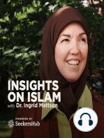 08 – Women in Islam (1 of 4) – Dr. Ingrid Mattson (rebroadcast)