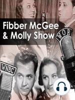 Fibber McGee And Molly Show-Fibber's Idea For World Travel