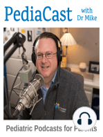 Transitioning Your Teenager to Young Adulthood - PediaCast 402
