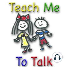 #308 This Kid Doesn't Play! Solutions for Common Problems - Part 6 - Transitions: Join pediatric speech-language pathologist Laura Mize, M.S., CCC-SLP, ofteachmetotalk.comas she discusses issues with late talking toddlers and preschoolers.