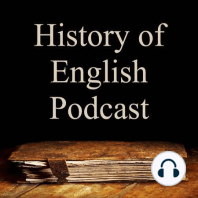 Episode 40: Learning Latin and Latin Learning: Long before the Normans arrived in England, the Anglo-Saxons were borrowing Latin words from the monastic culture which was emerging in the 7th and 8th centuries. In this episode, we explore the spread of monastic schools and scholarship in Anglo-Saxon...