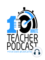 #138 What's Hot in 2nd Grade with #2ndchat moderator Carol McLaughlin