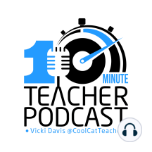 #138 What's Hot in 2nd Grade with #2ndchat moderator Carol McLaughlin: Carole McLaughlin @missmac100 second grade teacher from Alabama and #2ndchat moderator talks about the global trends in second grade. From Project based learning, global projects and steam to the biggest heartbreaks of second-grade teachers, Carol...