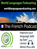 Podcast en français #1 - Australien argotique et familier