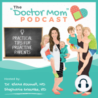 #89: Podcast Recap - Epigenetics for Moms with Dr. Ben Lynch: We summarize key points from the interview with Dr. Lynch and share our personal thoughts and professional experiences.