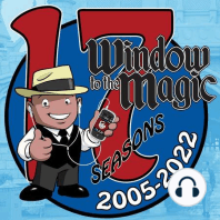 """WTTM #422 – """"Magic Joe's My Disneyland Memories #33"""": The week Magic Joe continues """"May is Music Month"""" with another recording from his personal audio library that perfectly """"revolves"""" around music – America Sings! Enjoy!  ********************************* WindowtotheMagic is now a member of..."""