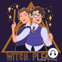 Episode 9.5: Witch, Please; Live & Unruly: Nothing gets your magical blood pumping quite like a room full of Harry Potter fans ready to talk about feminism! Witches, we are just over the moon on a Firebolt to bring you our first ever live episode, recorded at the Edmonton Comic & Entertainmen