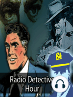 Radio Detective Story Hour Episode 101 - Suspense
