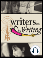 Christopher Castellani and Susan Shapiro on Writers on Writing, KUCI-FM