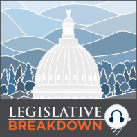 Episode 10: Making Sausage And The Difference Between The House And Senate: Who doesn't like sausage? Tastes great at breakfast, but it can get kind of ugly when there's just two weeks left in the Idaho Legislature.