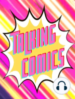 Kurtis Wiebe Interview | Comic Book Podcast Special Issue | Talking Comics
