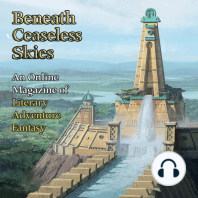 BCS 050: The Suffering Gallery: from Issue #57 of Beneath Ceaseless Skies Online Magazine