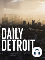 Detroit Buses & Lyft Partner Up, Road Repaving, Abdul El-Sayed's MiFi Internet Plan & More